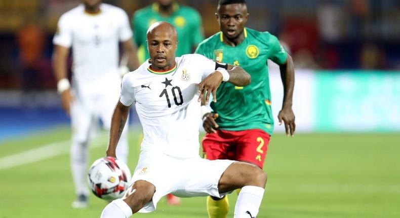 Ghana vs Cameroon