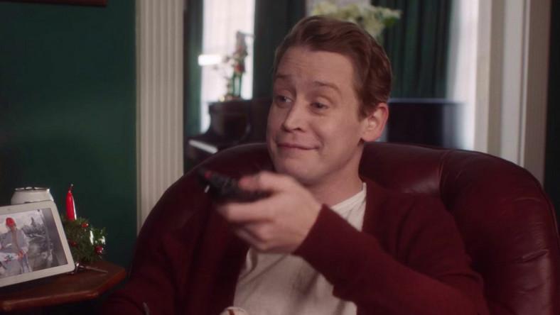 """Macaulay Culkin ponownie jako """"Kevin sam w domu"""" / screen"""