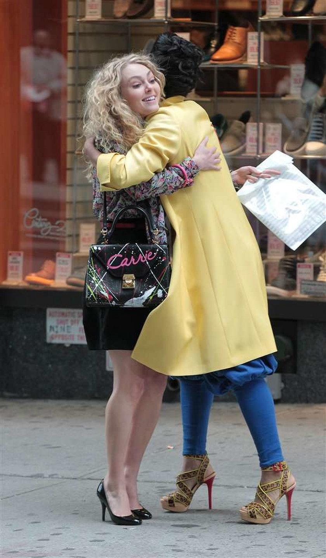 Młoda Carrie Bradshaw zdjęcia