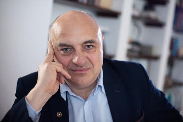Wojciech Tomczyk fot. Marcin Łobaczewski scenarzysta dramaturg