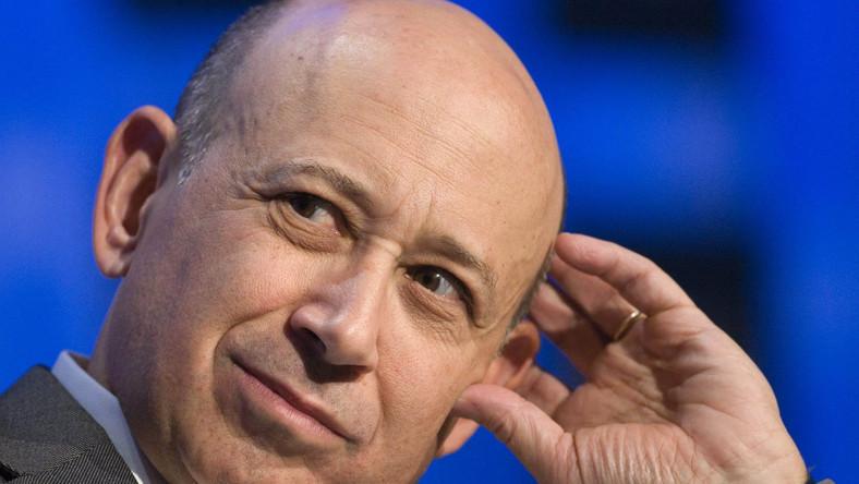 Cała prawda o szefie Goldman Sachs
