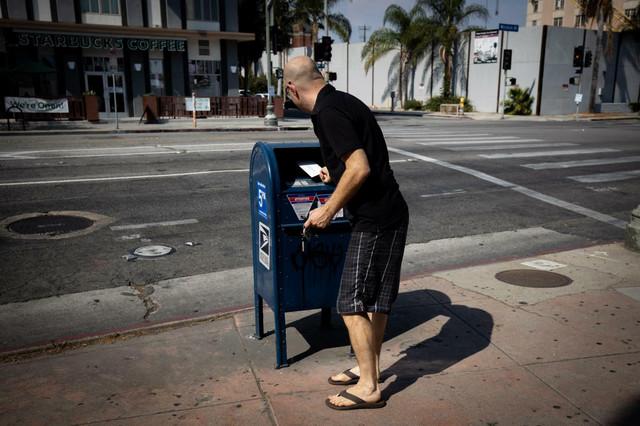Poštanska služba SAD