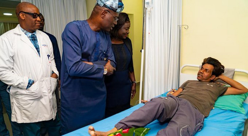 Sanwo-Olu says work-related injuries, ill health rising in Nigeria