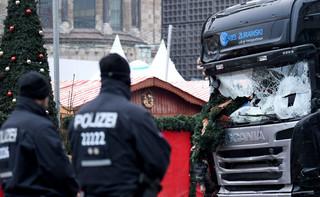 Niemiecka prokuratura: Tunezyjczyk najprawdopodobniej kierował ciężarówką