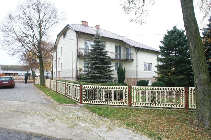 Dom Waldemara Pawlaka