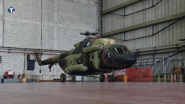 Ruski, a srpski - novi helikopteri Vojske Srbije