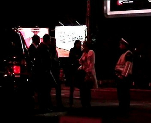 Snimak hapšenja Romane Panić