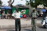 mozambik policija
