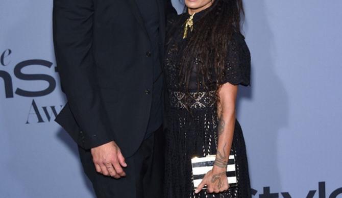 Lisa Bonet i Džejson Momoa