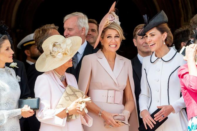 Kejt i kraljica od Holandije