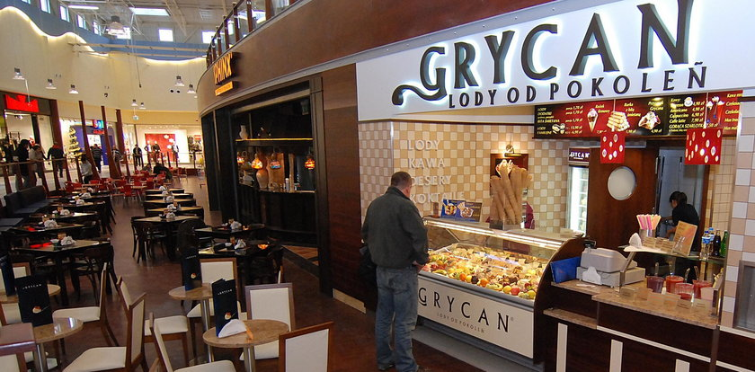 Lody Grycan znikną z centrów handlowych! Twórca marki ogłosił smutną decyzję