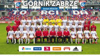 Górnik Zabrze - drużyna