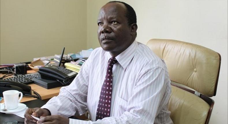 Former FKF president sam nyamweya
