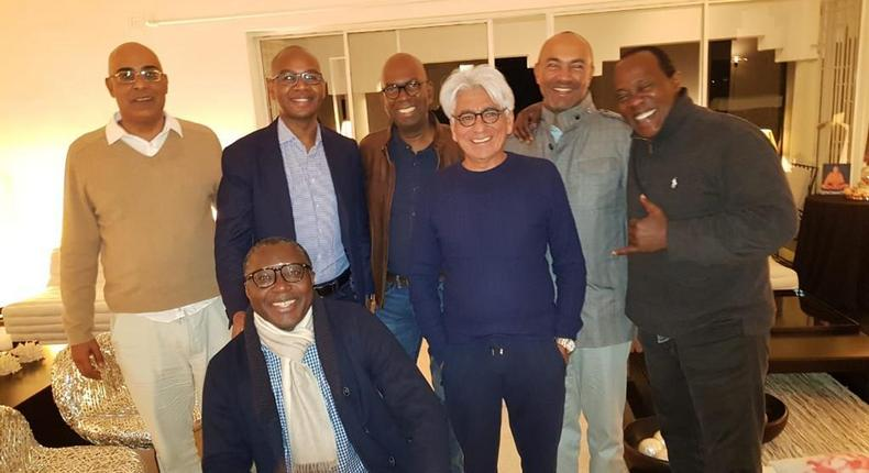 We shared a Sh195,000 whisky bottle on our last supper – Collymore's small circle of friends share their best moments