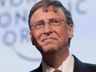 Bill Gates bliski