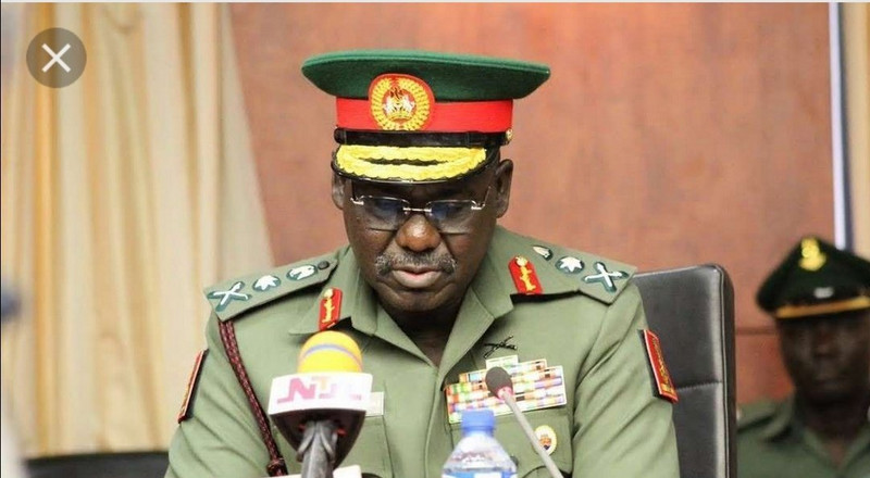 Buratai hails troops' gallantry against terrorists in Monguno