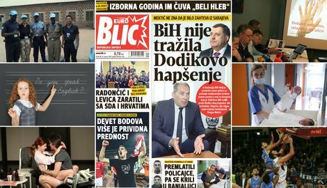 """""""EuroBlic"""" za 24.1. PRIVILEGIJE Političarima u Srpskoj osladio se BELI HLEB, a sada im u prilog ide JOŠ JEDAN FAKTOR"""