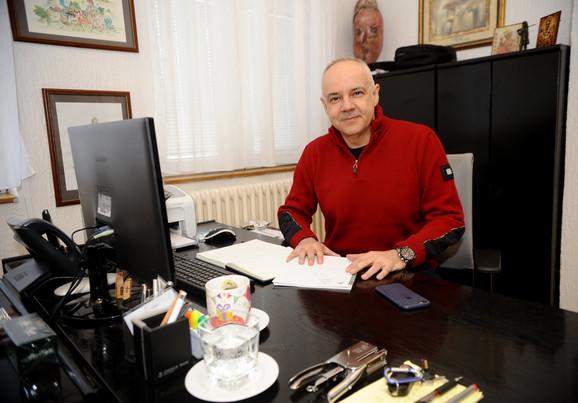 Zoran Radojičić gradonačelnik Beograda