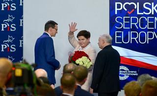 Eurowybory 2019: Będzie rekonstrukcja rządu, bo mandaty w PE zdobyli Szydło, Zalewska, Brudziński