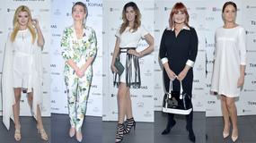 Kto się pojawił na pokazie mody Teresy Kopias?