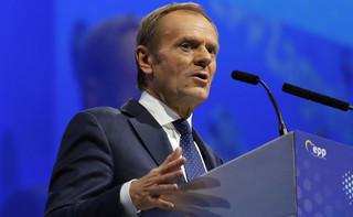 Weber: Tusk symbolem EPL, jego zadaniem zdefiniowanie chadeckości [WYWIAD]