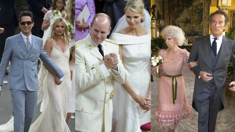 Najgłośniejsze śluby 2011 roku.
