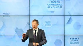 Grafen polską specjalnością, jako pierwsi na świecie uruchamiamy produkcję na skalę przemysłową