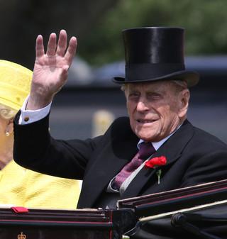 Zmarł książę Filip, mąż królowej Elżbiety II