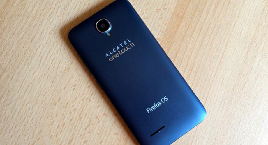 Günstig, aber nicht gut: Alcatel One Touch Fire E mit Firefox OS