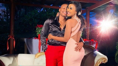 Otile Brown's confession on how he stays faithful to Nabayet leaves many surprised