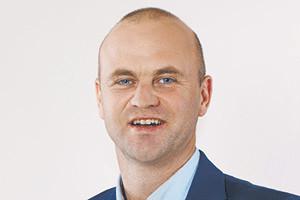 Paweł Kaczmarek, członek zarządu Top Farms Wielkopolska Sp. z o.o.