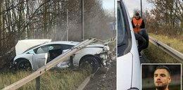 Bramkarz Manchesteru United miał groźny wypadek. To cud, że nic mu się nie stało