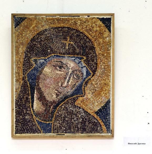 Mozaik Dragice Nikolić