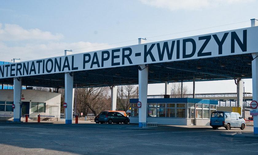 fabryka papieru kwidzyń