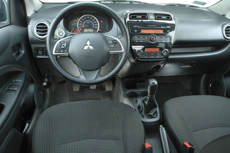 Mitsubishi Space Star 1.2