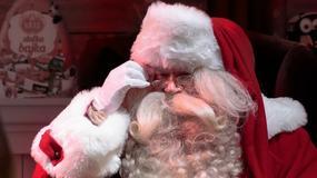 Św. Mikołaj oficjalnie zainaugurował świąteczny sezon