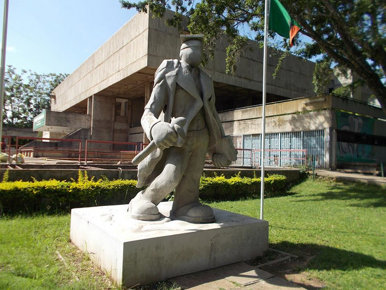 University of Zambia (UNZA).