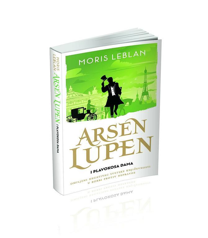 Nova priča o Arsenu Lupenu