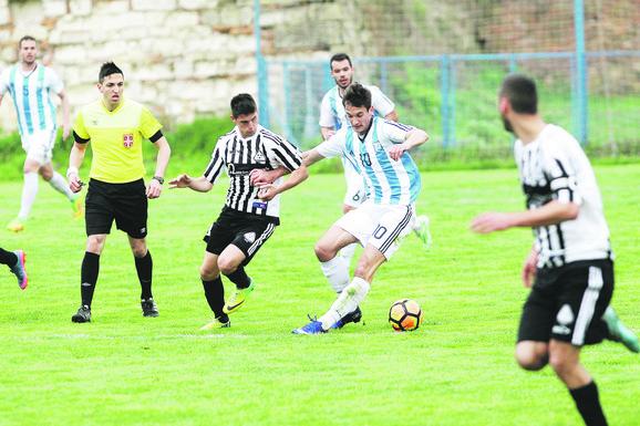 """""""Gaučosi"""" sa Dorćola uvek su bili atrakcija malih beogradskih fudbalskih terena"""