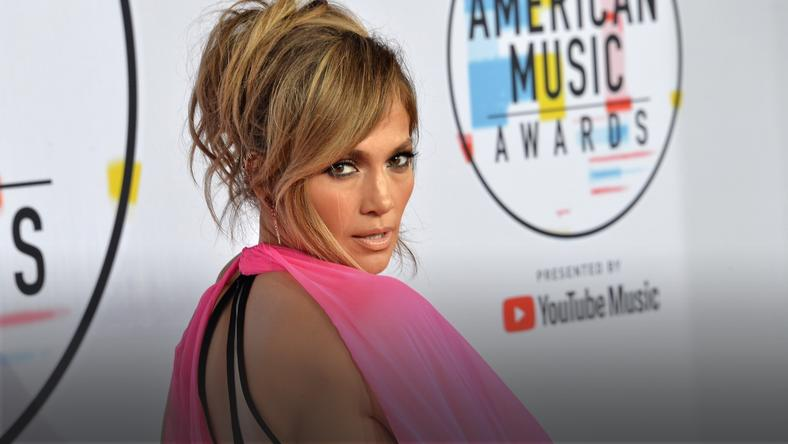 Jennifer Lopez na American Music Awards