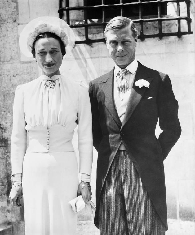 Ślub Wallis Simpson i Edwarda