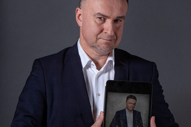 Michał Kobosko Fot. Maksymilian Rigamonti