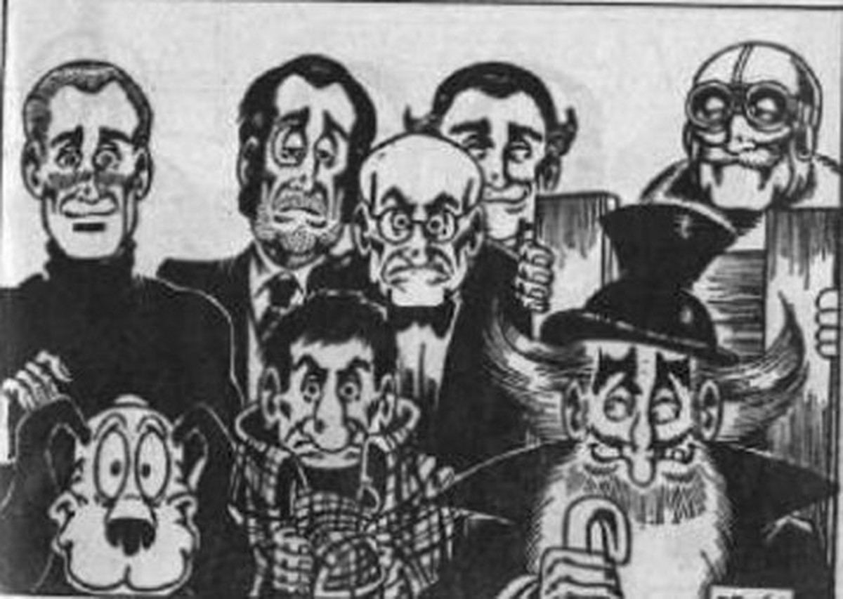 """32 neoboriva dokaza da živimo u stripu """"Alan Ford"""""""