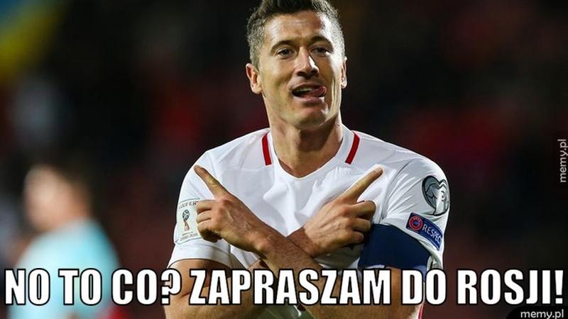 Polska - Czarnogóra: memy po meczu | Eliminacje mistrzostw świata 2018