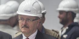 Piotr Uszok czeka na wielką politykę
