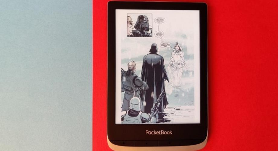 Test Pocketbook Color: Farbiger E-Reader für Comics und Co.