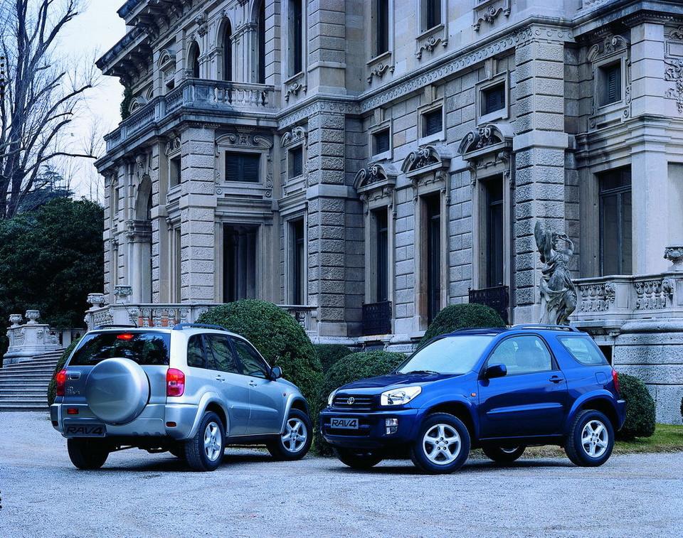 Dobry Wybór Używana Toyota Rav4 Ii