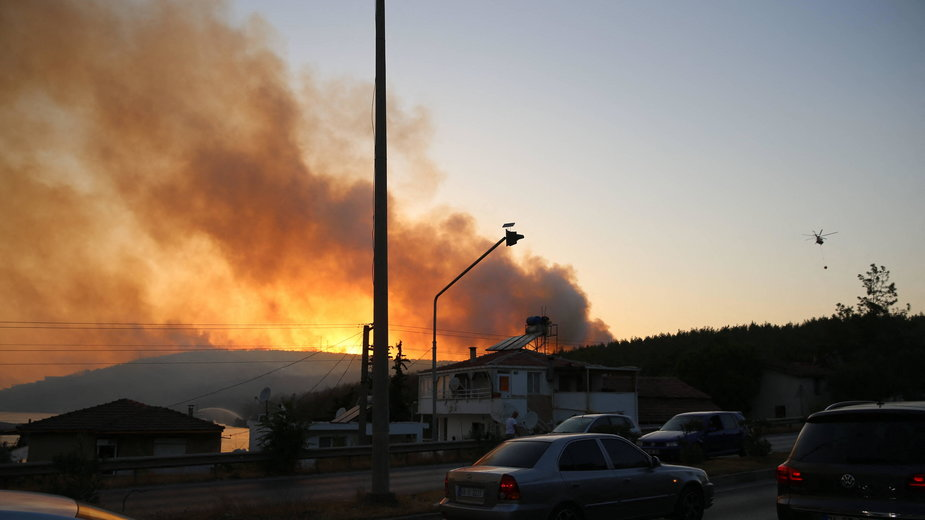 Turcja: w pożarach na południu kraju zginęły co najmniej cztery osoby