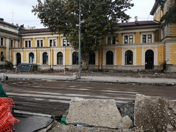 Mesto gde će biti spomenik Stefanu Nemanji