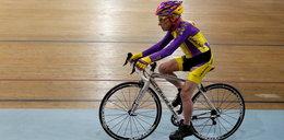 Ma 105 lat i pobił rekord świata